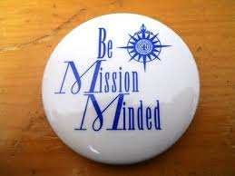 be mission minded